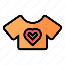baby, child, kid, littlebaby, tshirt icon