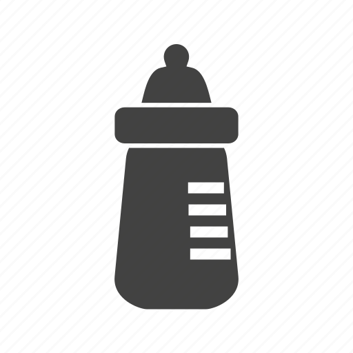 baby, bottle, child, feeder, food, milk, newborn icon