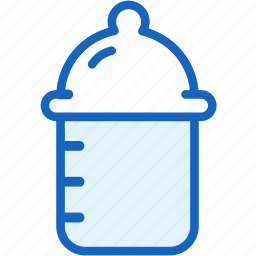 baby, vial icon