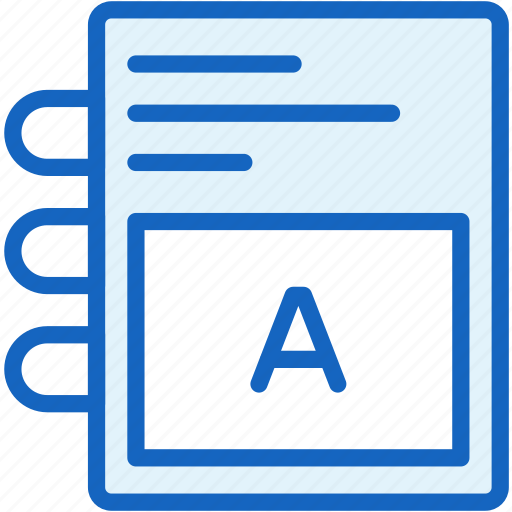 baby, book, words icon