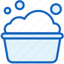 baby, bath, wash icon