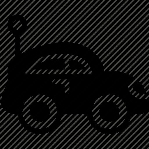 baby, car, child, kid, toy icon
