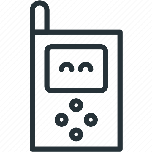baby, radio icon