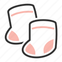 baby, shoes icon