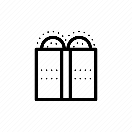 gift, share, surprise icon