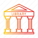 book, education, knowledge, learning, library, science, study icon