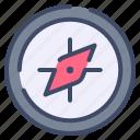 compass, direction, gps, location, navigation