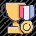 award, cup, medal, prize, trophy, winner