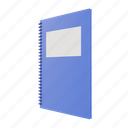 school, notebook, notepad, page, education, data, document