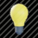 creative, school, innovation, idea, bulb, student, thinking