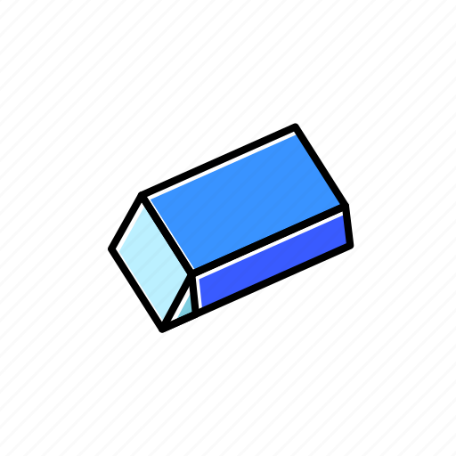 Rubber, erase, eraser, remove, delete icon