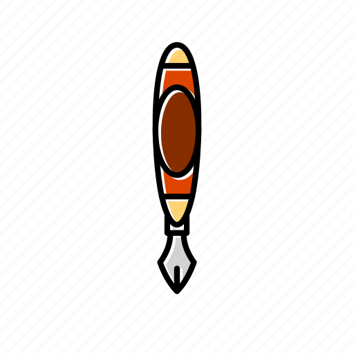 draw, drawing, office, pen, pencil, write, writing icon