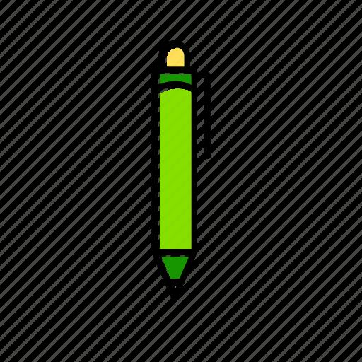note, pen, pencil, tool, write, writing icon