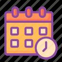 calendar, schedule, date, time