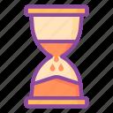 hourglass, time, watch, clock
