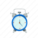 alarm, bell, clock, schedule, time, timer, watch icon