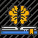 knowledge, brain, book, idea, education, learning, thinking