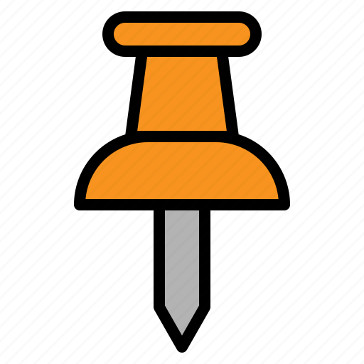 location, marker, pin, place, point, pointer icon
