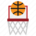 ball, basketball, game, games, hoop, sport, sports icon
