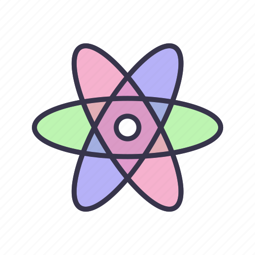 atom, experiment, lab, nuclear, reactor, research, science, test icon