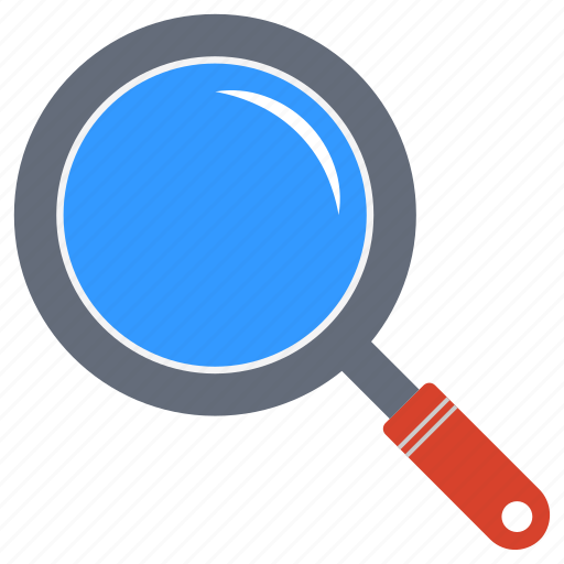 Glass, magnifier, magnifying, search, searching, web icon - Download on Iconfinder