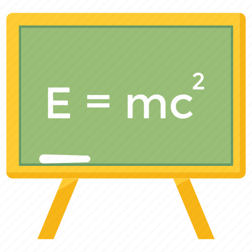 Blackboard, board, chalk, easel, white, writing icon - Download on Iconfinder