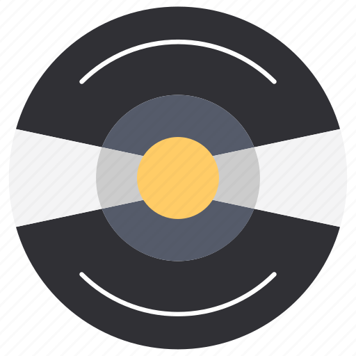 Cd, compact, disk, dvd, media, multimedia icon - Download on Iconfinder