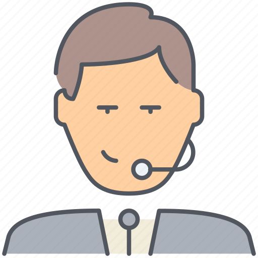 call, client, customer, office, sales, support, technical icon
