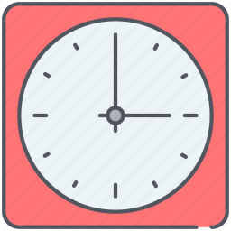 clock, deadline, hours, office, schedule, timer, timetable icon