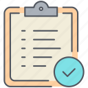 groceries, notebook, notepad, reminder, shopping, tasks, to-do icon