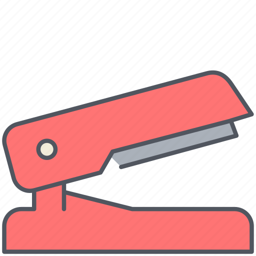 categorize, clip, documents, office, page, papers, stapler icon