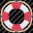 bandit, crime, lifebuoy, pirate, seafaring icon