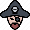 bandits, captain, pirate, pirates, sailing