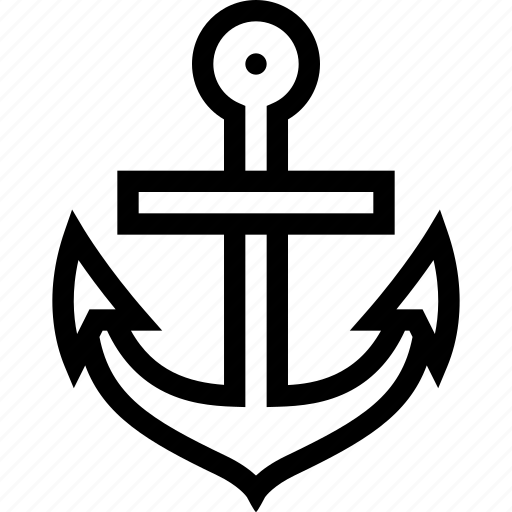 Anchor, bandits, pirate, pirates, sailing icon - Download on Iconfinder