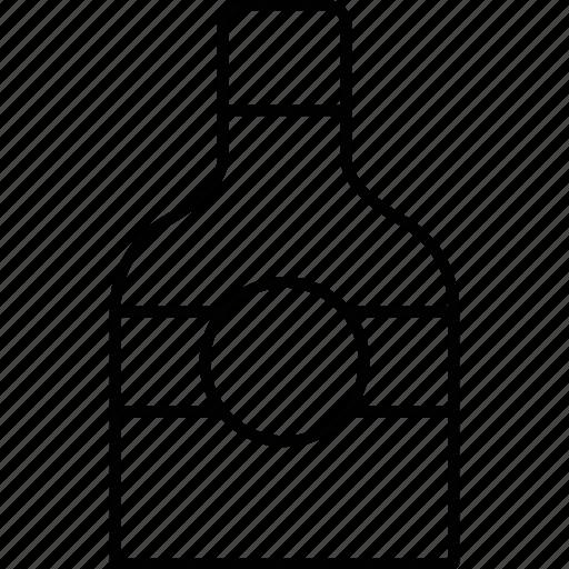 alcohol, bottle, habit, habits icon