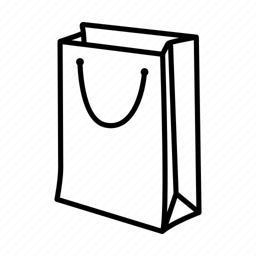 bag, buy, carry, purchase, shopping icon