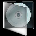 boite, cd icon