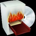 box, burn