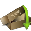 boxv, download icon