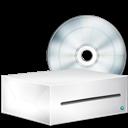 box, lecteur icon