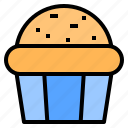 bakery, cake, coffee, cup, dessert icon