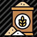 bakery, baked, flour, bread, pastry, wheat