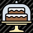 bakery, flour, cake, dessert, sweet