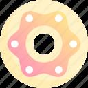 bakery, ddonut, dessert, sweet