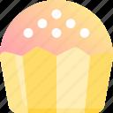 bake, bakery, dessert, muffin