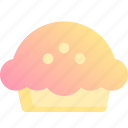 bake, bakery, dessert, pie icon