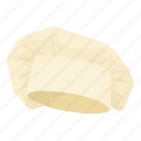 cap, cartoon, chef, chef cap, cook, cooker, hat icon