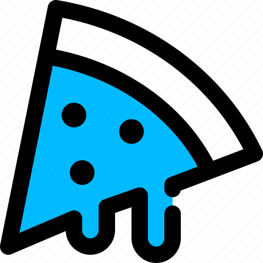 cheese pizza, fast food, food, pizza, pizza slice icon