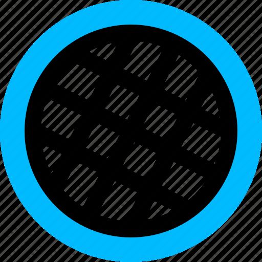 Biscuit, breakfast, dessert, food, waffle icon - Download on Iconfinder