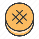 baker, bakery, bread, food, sweets icon